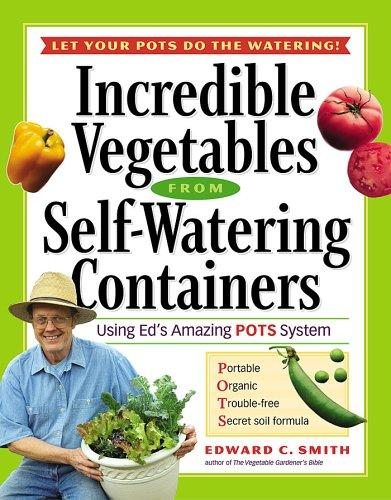 Download Incredible vegetables from self-watering containers