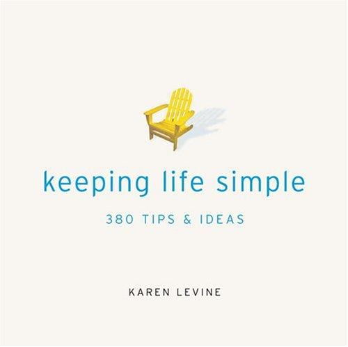 Keeping Life Simple