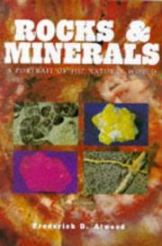 Rocks & Minerals (Portrait of the Natural World) [Illustrated]