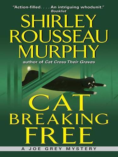 Cat Breaking Free