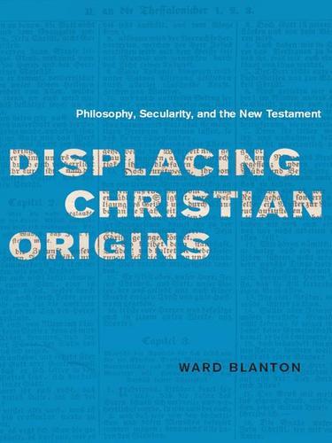 Displacing Christian Origins