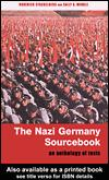 The Nazi Germany Sourcebook
