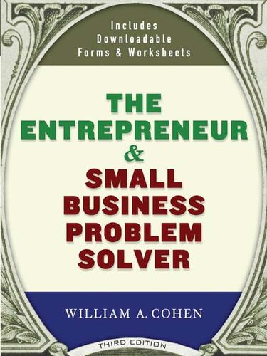 Entrepreneur and Small Business Problem Solver