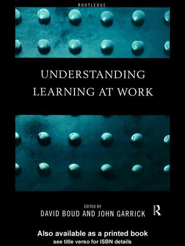 Download Understanding Learning at Work