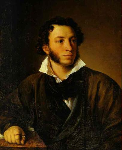 Photo of Aleksandr Sergeyevich Pushkin
