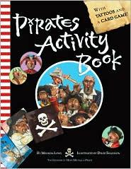Pirates Activity Books