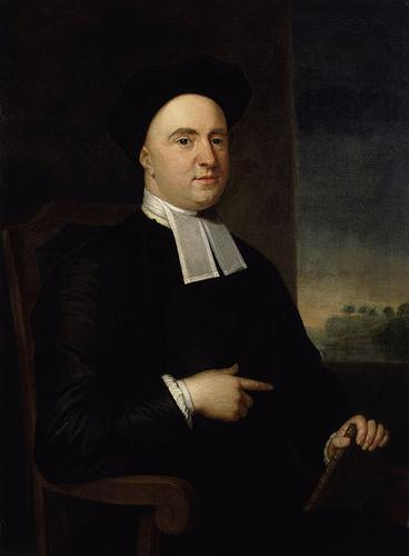 Photo of George Berkeley