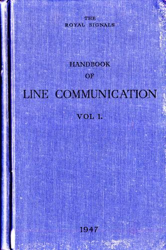 Handbook of line communication