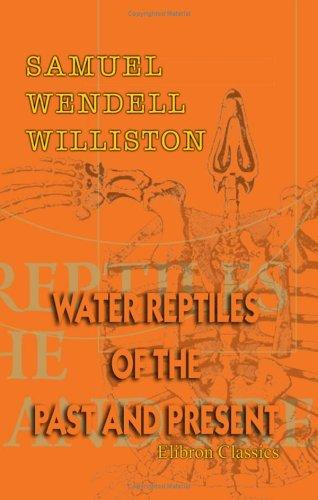 Water Reptiles of the Past and Present