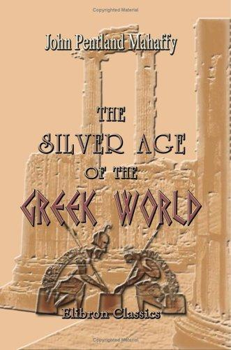 Download The Silver Age of the Greek World