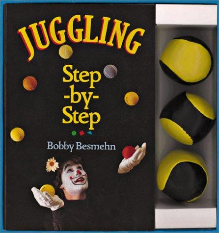 Download Juggling Step-by-Step Book & Gift Set