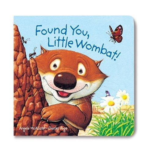 Download Found You, Little Wombat!