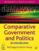 Download Comparative Government and Politics