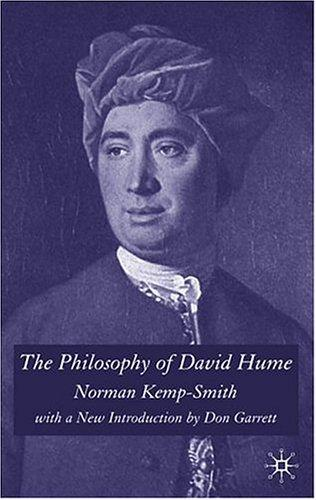 Download The philosophy of David Hume