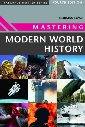 Download Mastering modern world history