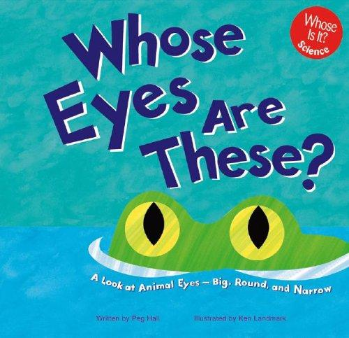 Download Whose Eyes Are These?