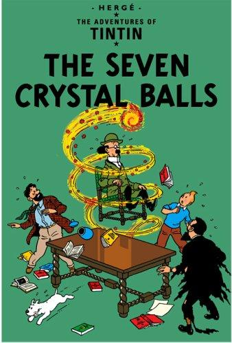 Download The Seven Crystal Balls (The Adventures of Tintin)