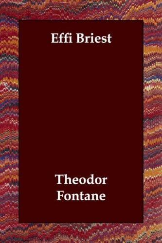 Effi Briest by Theodor Fontane