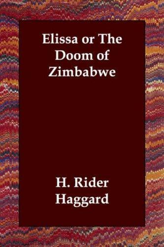 Download Elissa or The Doom of Zimbabwe