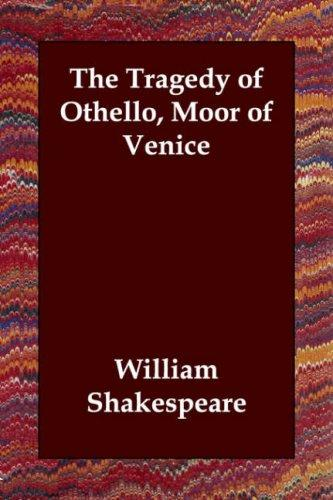 Download The Tragedy of Othello, Moor of Venice