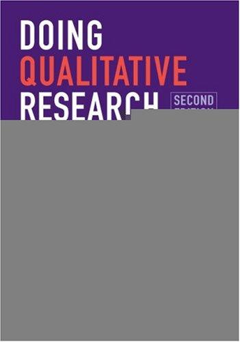 Download Doing Qualitative Research