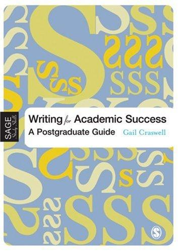 Download Writing for Academic Success