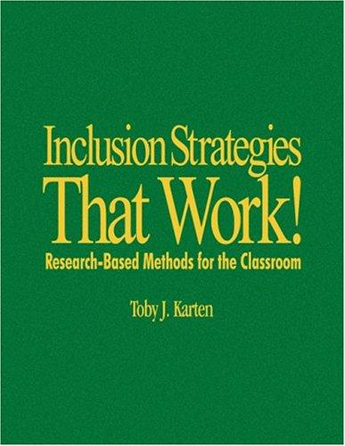 Download Inclusion Strategies That Work!