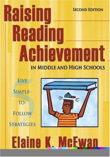 Download Raising Reading Achievement in Middle and High Schools