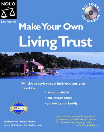 Download Make your own living trust