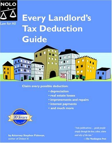 Download Every Landlord's Tax Deduction Guide