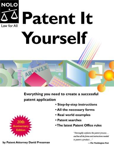 Download Patent It Yourself (11th Edition)