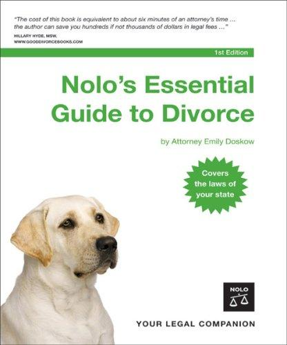 Download Nolo's Essential Guide to Divorce