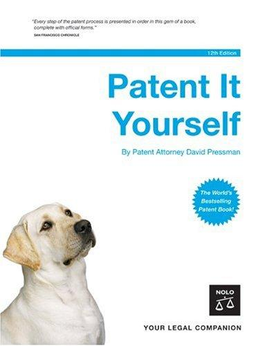Download Patent It Yourself