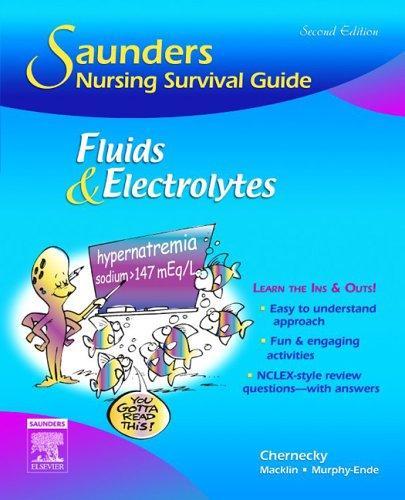Download Fluids & electrolytes