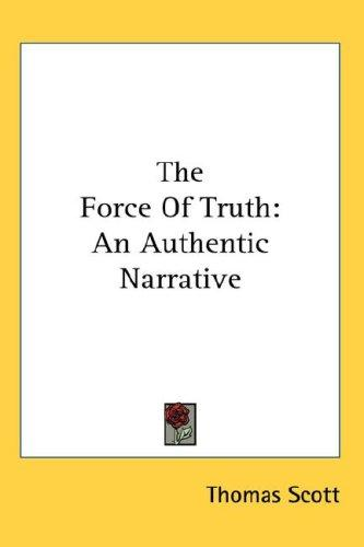Download The Force Of Truth