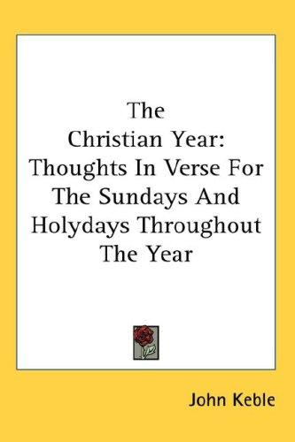 Download The Christian Year
