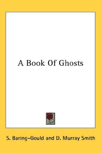 Download A Book Of Ghosts