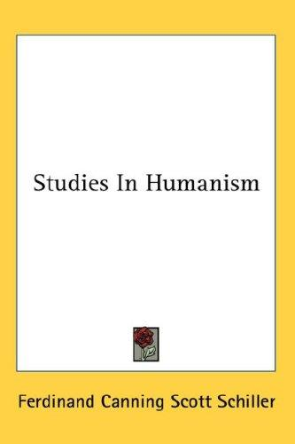 Download Studies In Humanism