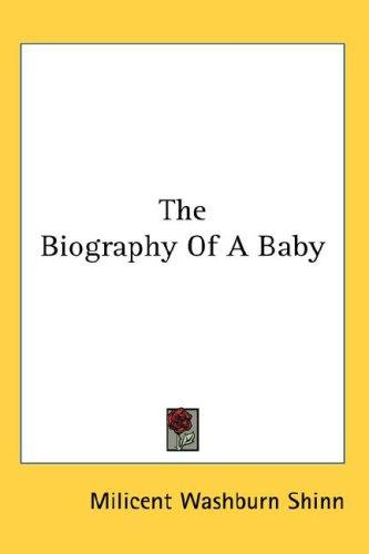 Download The Biography Of A Baby