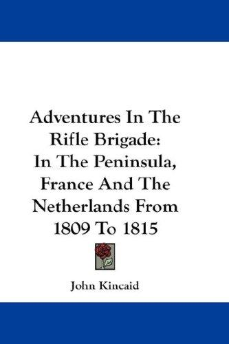 Download Adventures In The Rifle Brigade