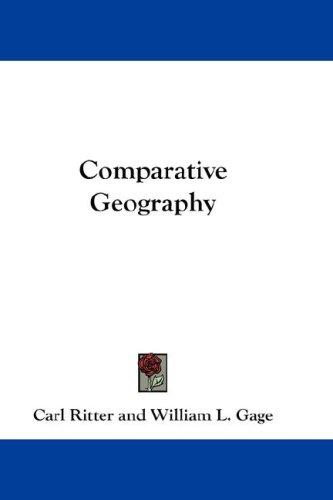 Comparative Geography