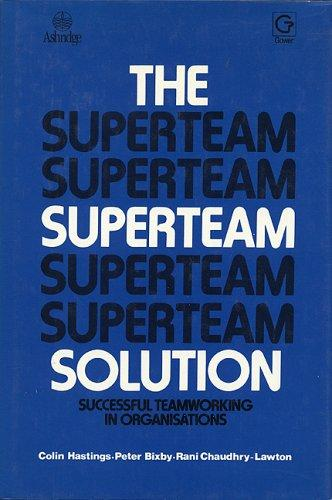 Download The superteam solution