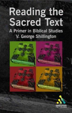 Download Reading the Sacred Text