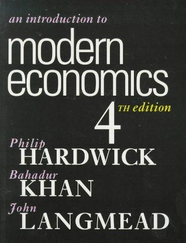 Download An introduction to modern economics