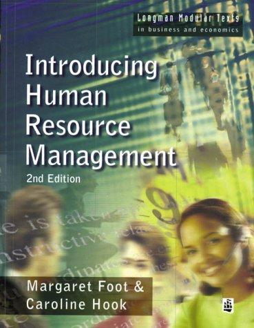 Download Introducing human resource management