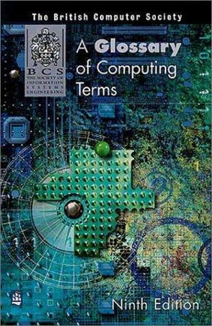 Download A Glossary of Computing Terms