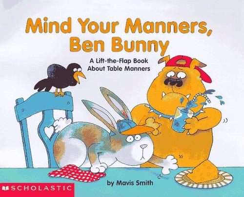 Download Mind your manners, Ben Bunny