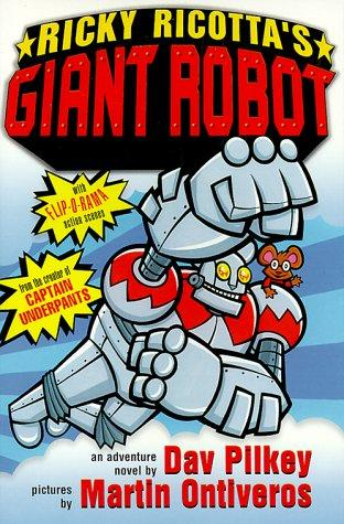 Download Ricky Ricotta's giant robot