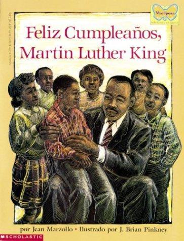 Feliz Cumpleanos, Martin Luther King