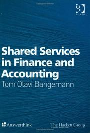 Shared Services In Finance And Accounting PDF Download